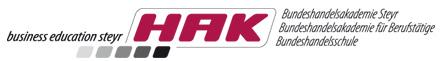 Logo von HAK Steyr